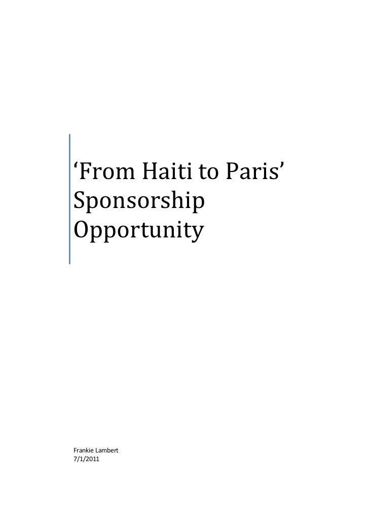 Haiti filmproposalfinal  nx_powerlite_