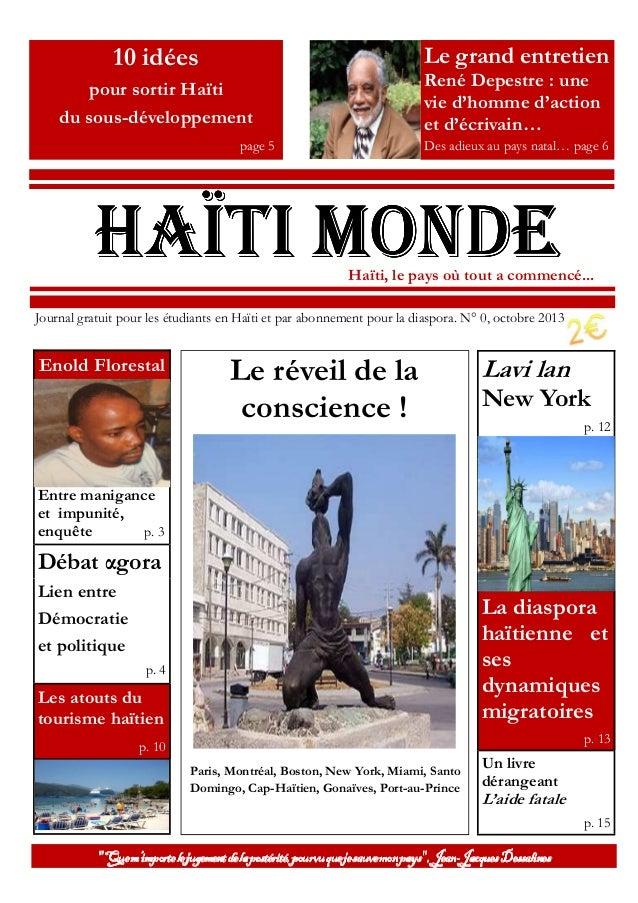Haiti monde