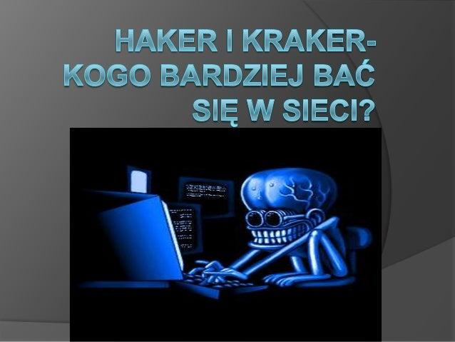 Haker i kraker