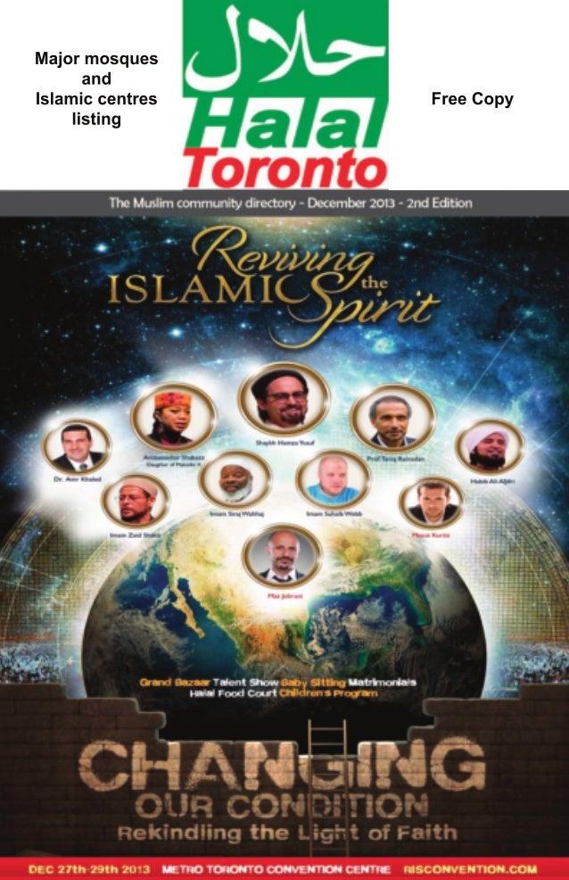 Halal Toronto second edition