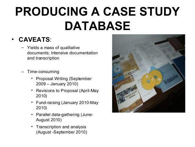 Dissertation And Thesis Database Vs