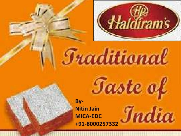 Haldirams digital marketing strategy