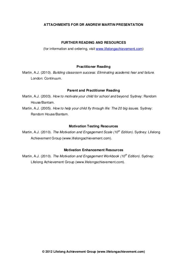 Half day school workshop attachments 2012