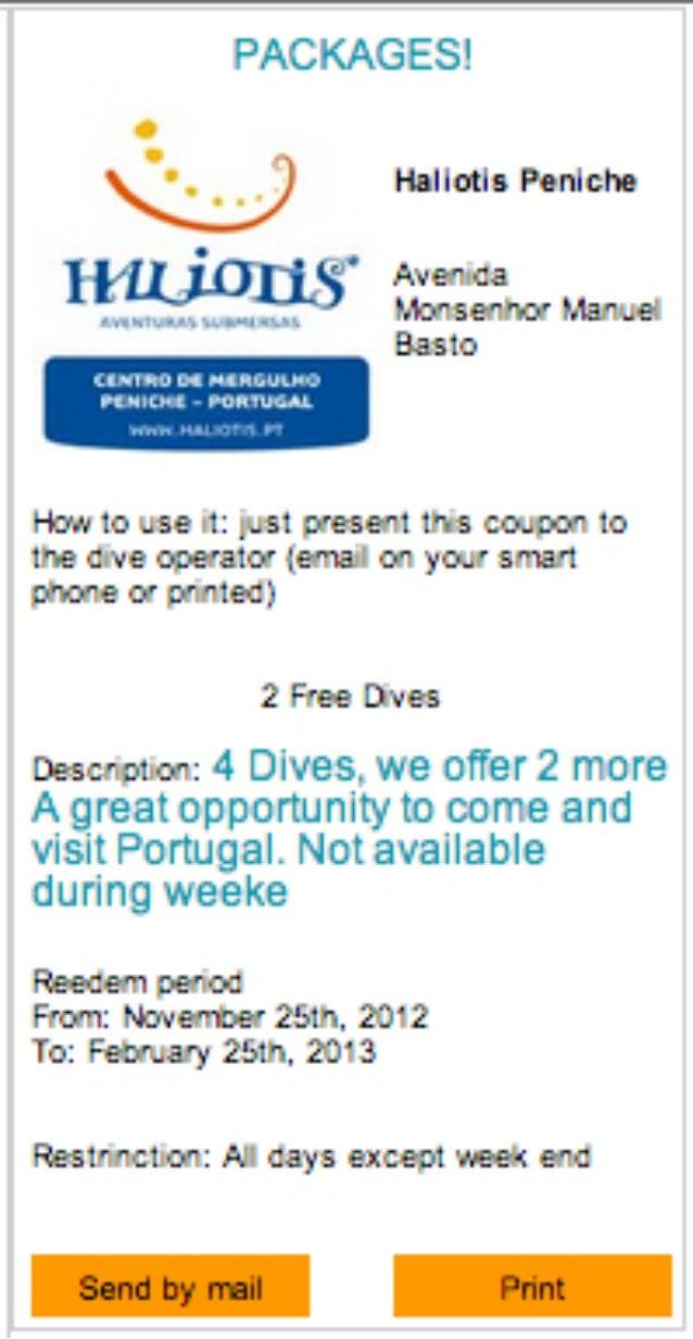 Haliotis portugal   scuba diving - special offer