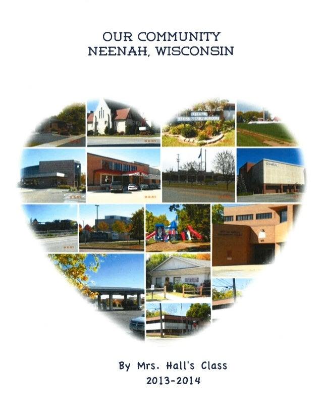 Mrs. Hall's Class Community Book