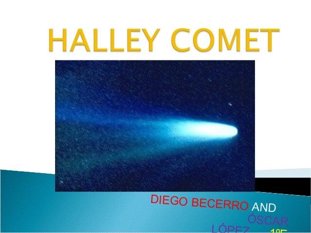 Halley comet diegooscar_1eso