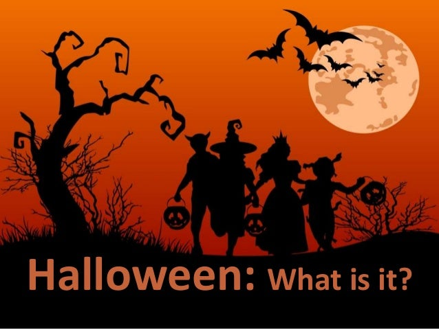Image result for halloween what is it