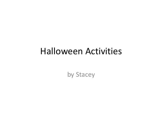 Halloween activities 830