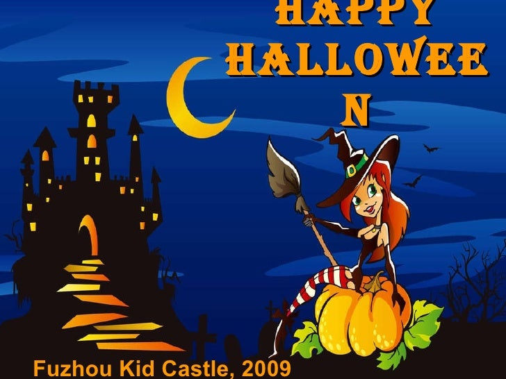Halloween At Kid Castle
