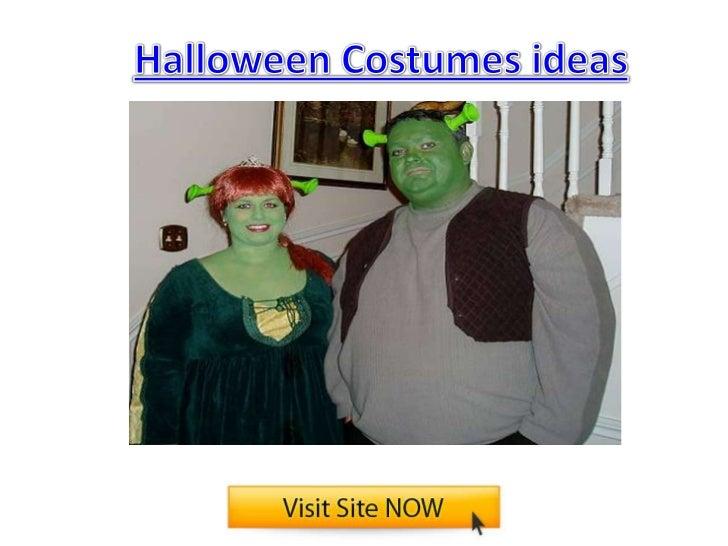 Halloween Costumes 2012 Ideas