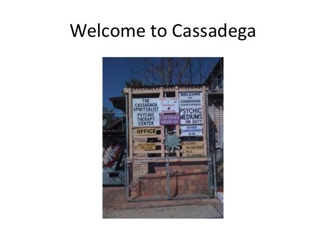 Welcome to Cassadega