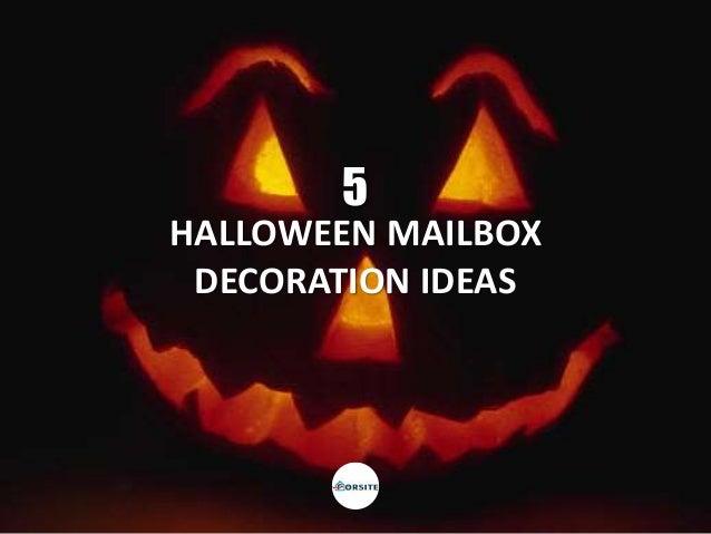 5 Halloween Mailbox Decoration Ideas ~ 222911_Halloween Decorating Ideas For Mailboxes