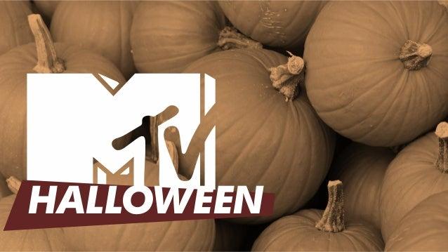 Halloween mtv 29.07