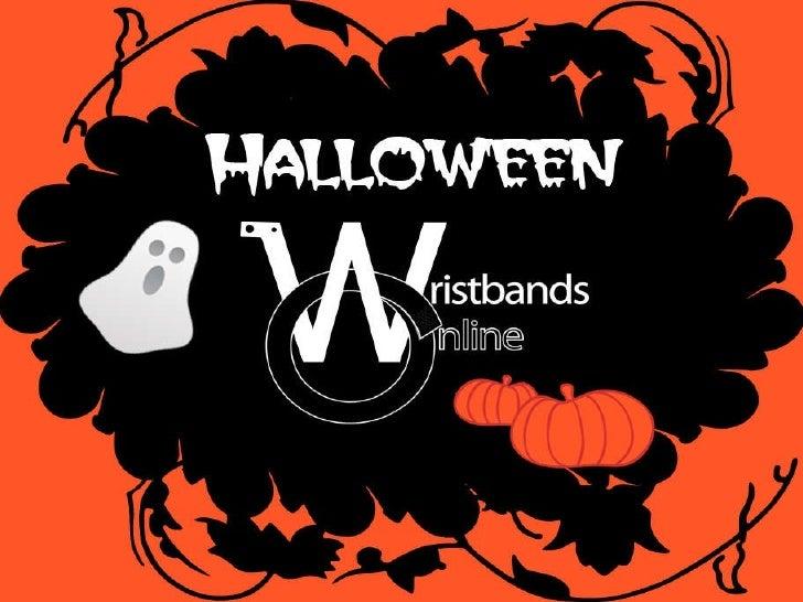 Halloween New Wristbands 2010