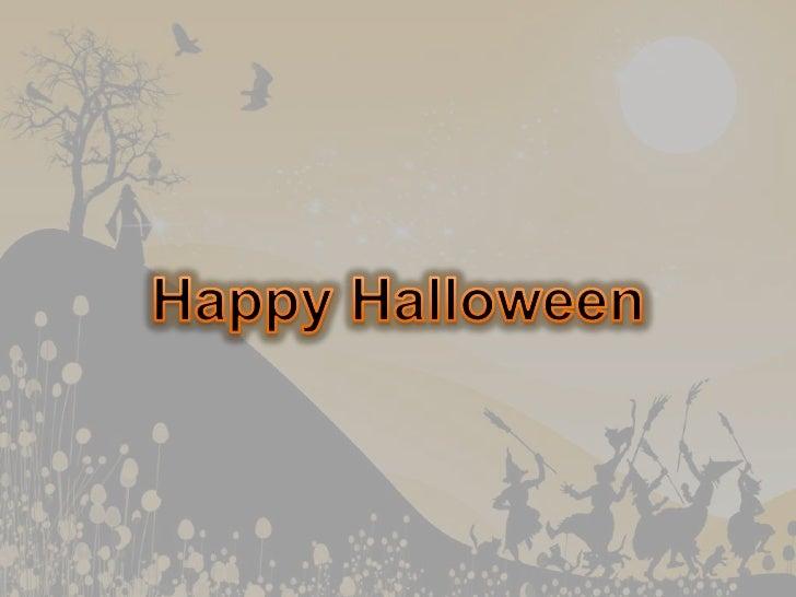 Halloween Vocabulary for ESL