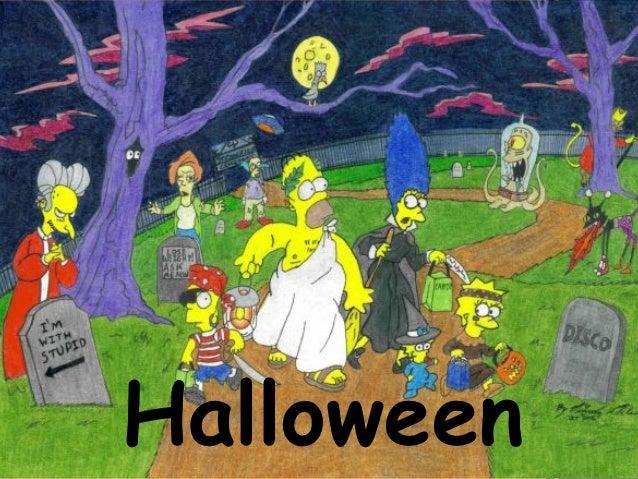 Halloween presentation