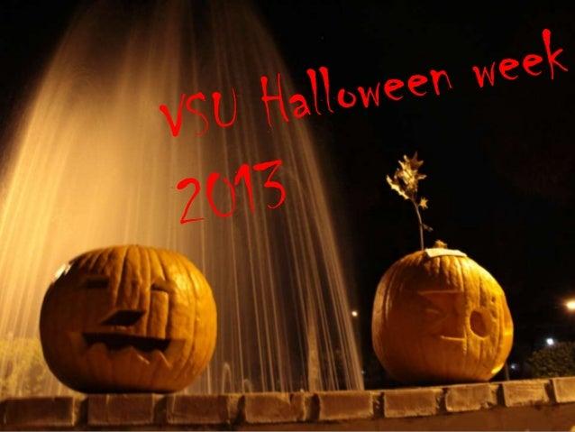 Halloween slideshow