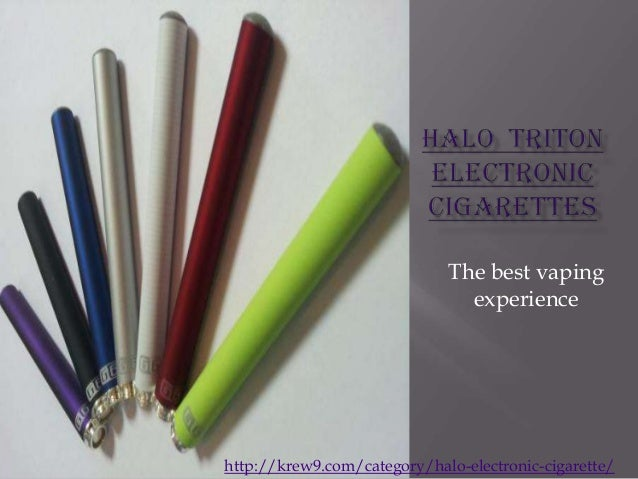 The best vaping experience http://krew9.com/category/halo-electronic-cigarette/