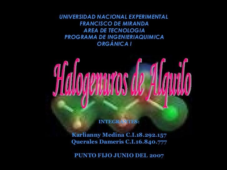 Halogenuros-de-alquilo