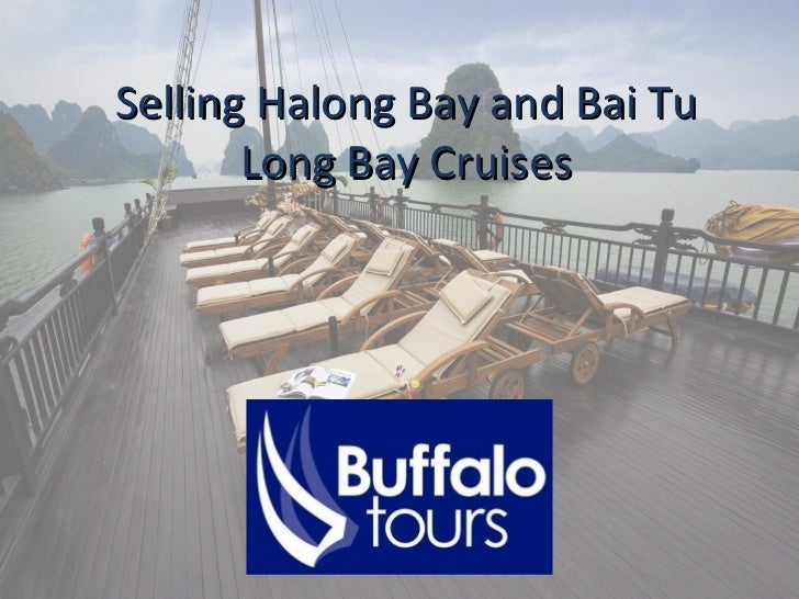 Selling Halong Bay and Bai Tu Long Bay Cruises