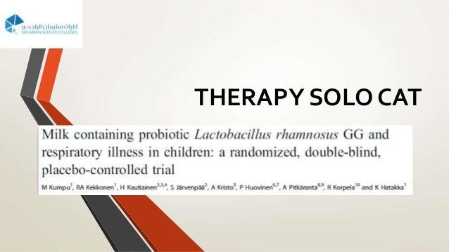 probiotic lactobacillus rhamnosus GG