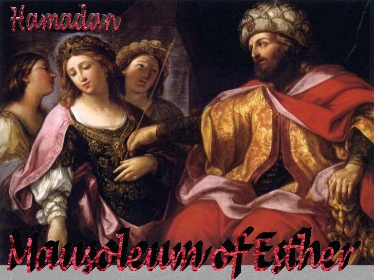 Esther before Ahasuerus;  Giovanni Andrea SIRANI; 1630s; Museum of Fine Arts, Budapest Hamadan Mausoleum of Esther