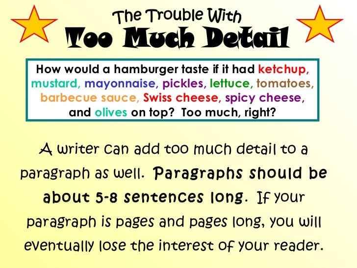 powerpoint on writing paragraph essay power point writing  essay writing skills grammar