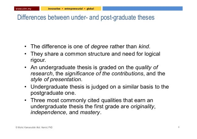 difference between a thesis and a dissertation The difference between dissertation and thesis so your next target to achieve your master's or doctoral degree is the difference between thesis and dissertation.
