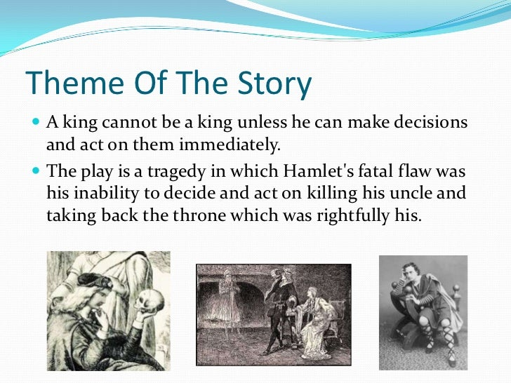 Hamlet essay introduction