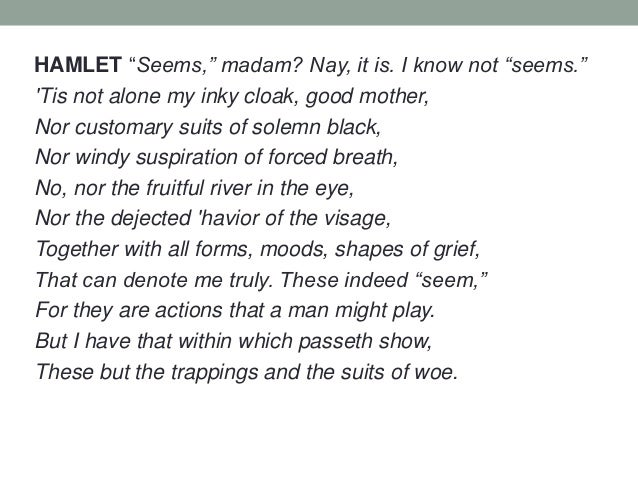 analysis of hamlets morality Theme of corruption in hamlet introduction gertrude selfish marriage corrupts her morality and seems to be unaware of how her actions negatively affect hamlet.