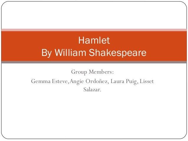 Hamlet  gemma,angie,laura.lisset