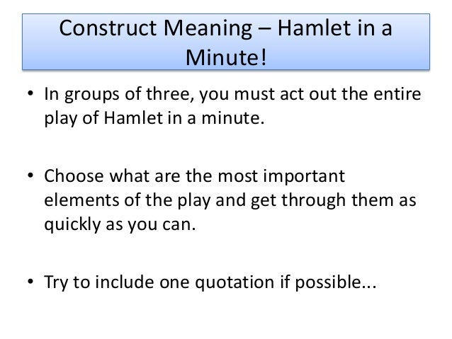 thesis statements for hamlet papers Hamlet thesis statement here is the place to post your hamlet thesis statements remember to follow the appropriate structure for a thesis, including title, author and point you are going to prove.