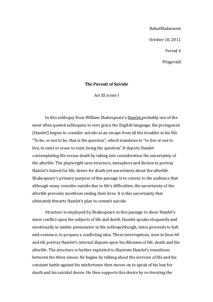 william shakespeare hamlet analysis essay Short essay and biography of william shakespeare he is the great artist who ever lived on this earth william shakespeare used super natural elements in his plays this aspect is shown in the play macbeth itself the story of this movie has been taken by the play named hamlet.