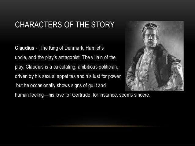 claudius character analysis