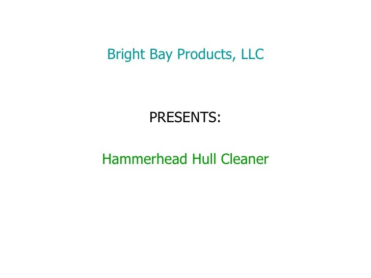 Hammerhead Marine Industry