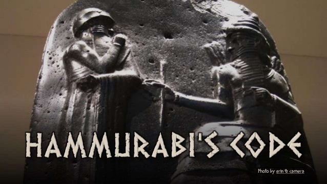 a discussion of some aspects of life in ancient babylonia Hammurabi's code tells us that there was a social pecking order in ancient babylonia in which nobles ranked above freedmen and slaves for example, if a man broke the bone of a nobleman, the.