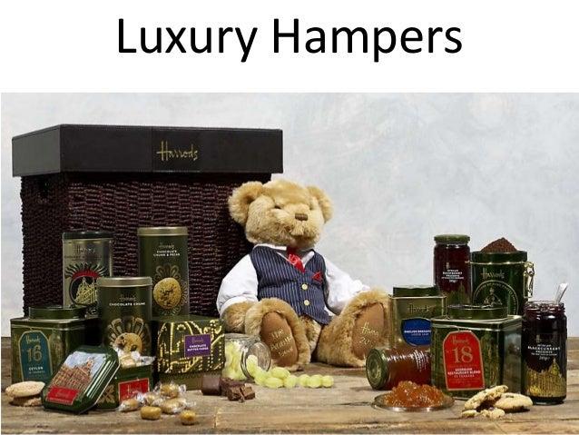 Luxury Hampers