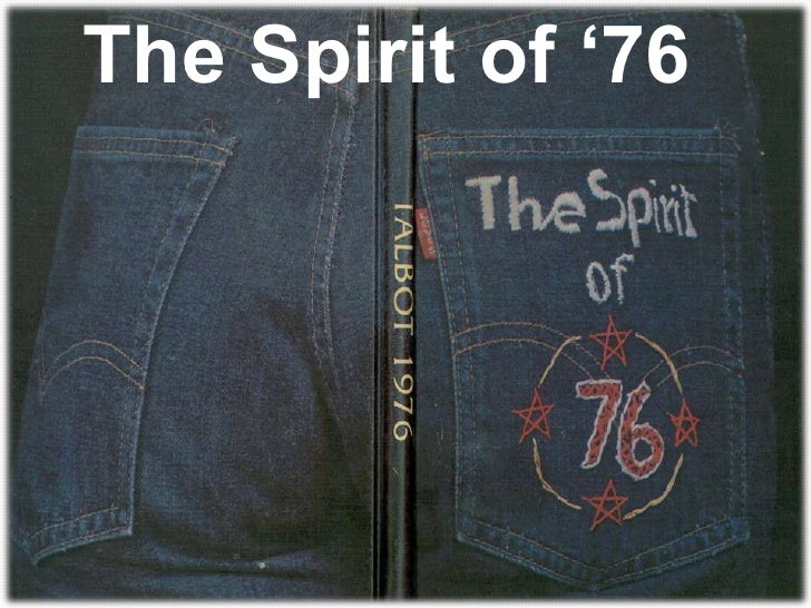 The Spirit of '76<br />