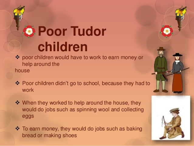 Rich And Poor During Tudor Times
