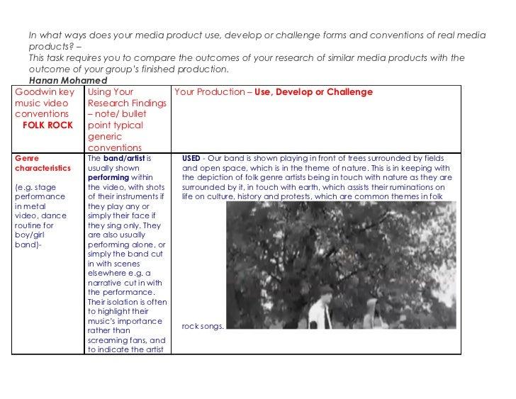 Hanan media evaluation 2