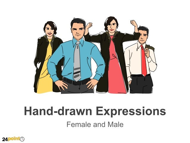 Hand-drawn Expression Confused