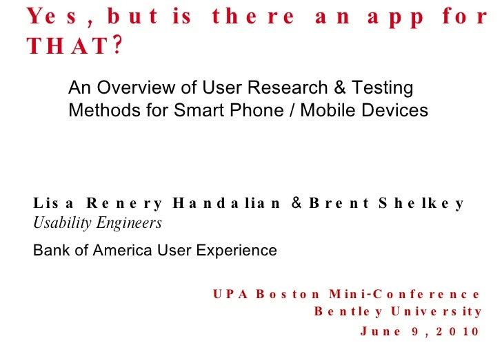 Handalian shelkey mobile-presentation_upa_2010