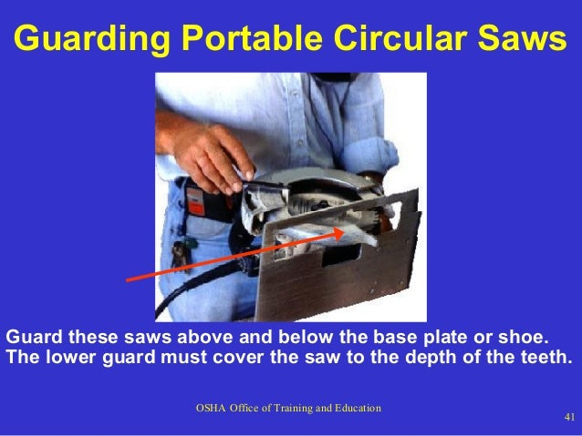 hand and power tool safety pdf