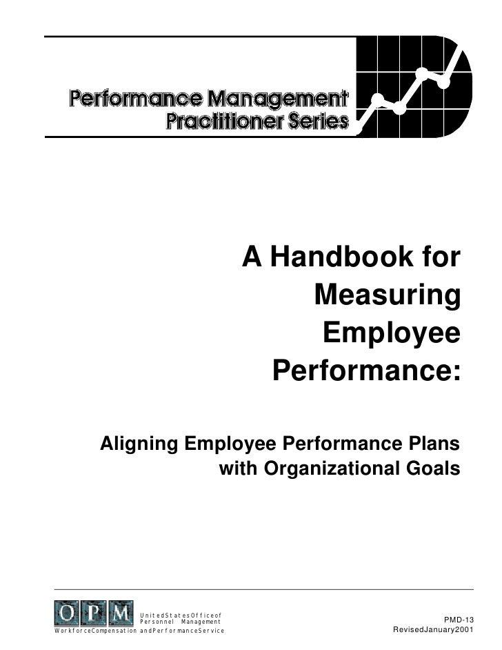 Staff Performance Handbook