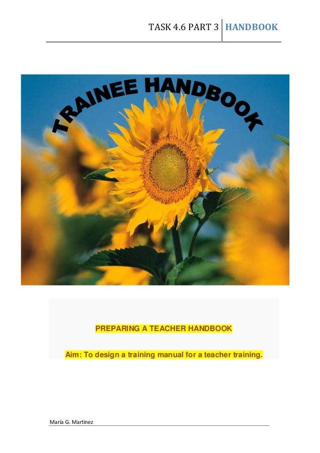 Handbook maria martinez