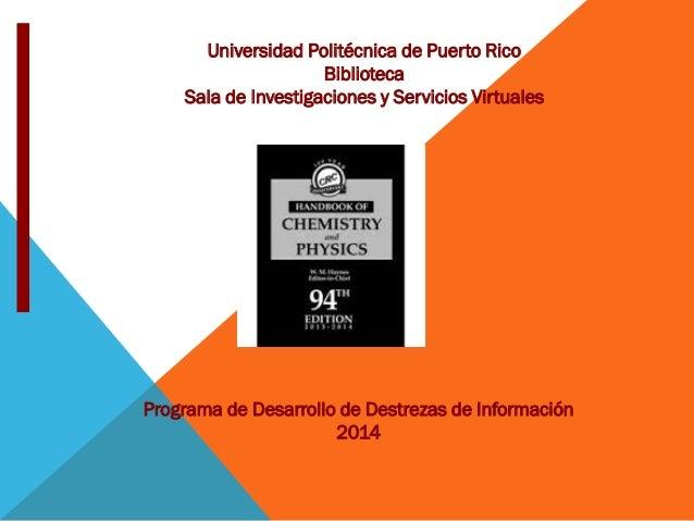 Handbook of Chemistry & Physics