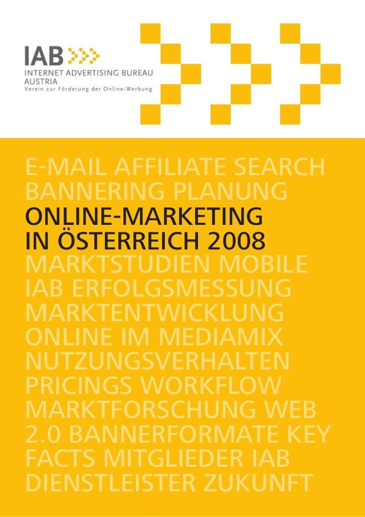 Handbuch Online-Werbung