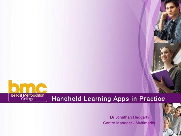 Handheld Apps