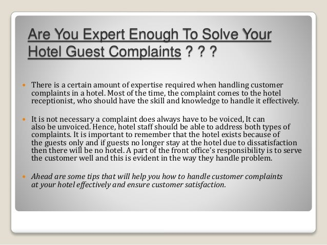 dealing with complaints How to handle customers' complaints effectively turn every negative feedback into a positive customer experience learn more in the article.