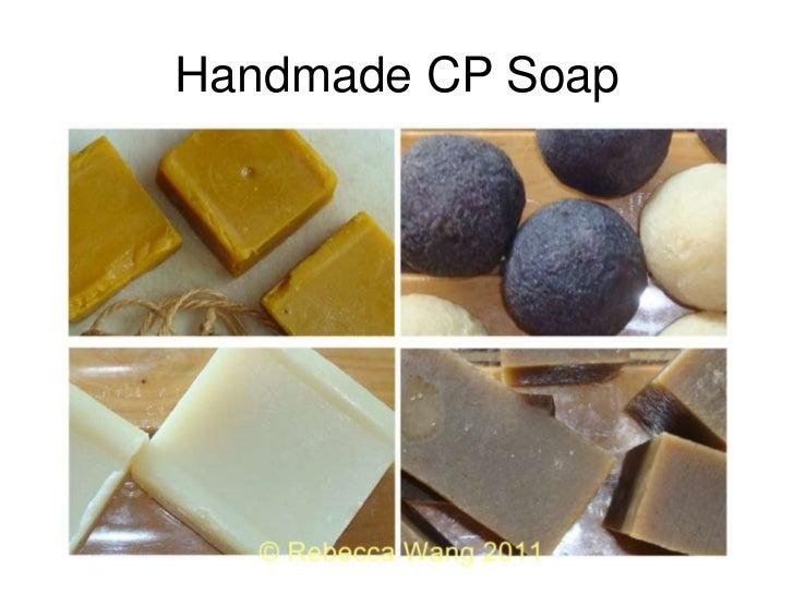 Handmade CP Soap<br />